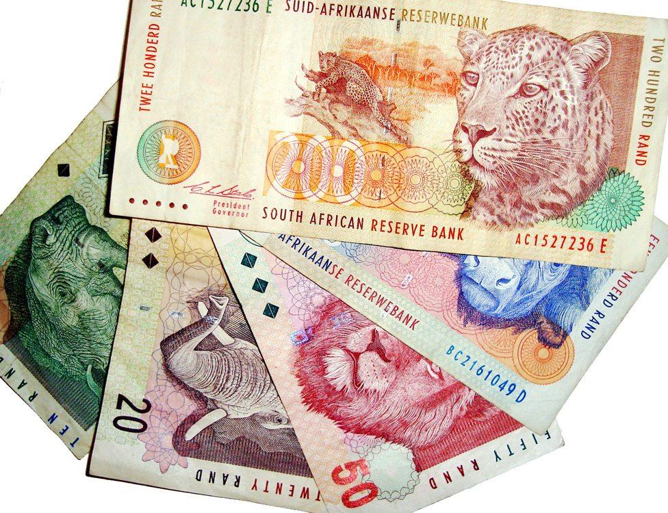 南アフリカランド(ZAR)為替の...