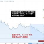 トルコリラ円2019年の見通しと下落要因【元為替ディーラーが解説】
